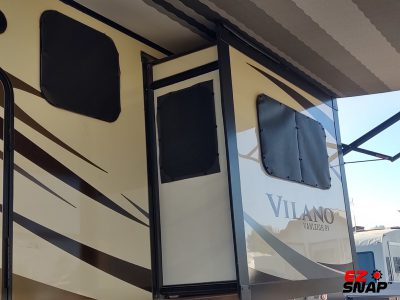 RV Shade Review Photo from John K Frameless Windows