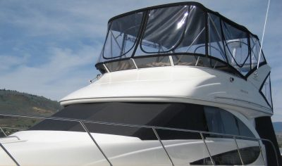 EZ Snap Yacht & Boat Window Shades