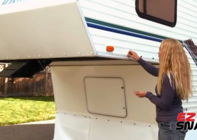Installing your RV fifth wheel enclosure kit