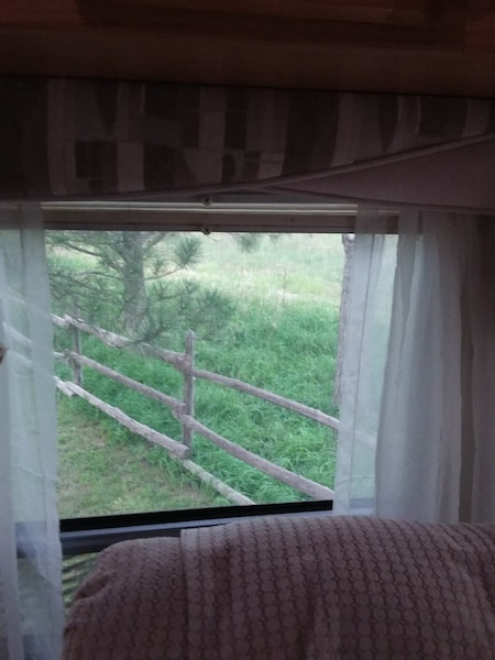 Exterior RV Window Shades