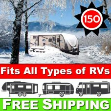 RV Skirting Kit Length 150 Feet