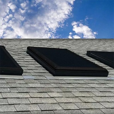 Exterior Skylight Shades and heat blocking skylight covers