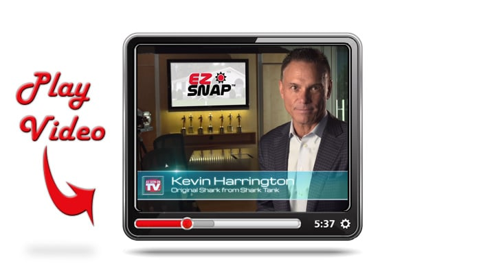 EZ Snap Shark Tank Video